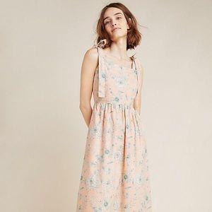 Gal Meets Glam Makenna Floral Maxi Dress
